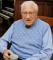 George Beverly Shea. Photo by BGEA. Used with permission.
