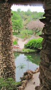 Japanese garden, San Antonio, Texas