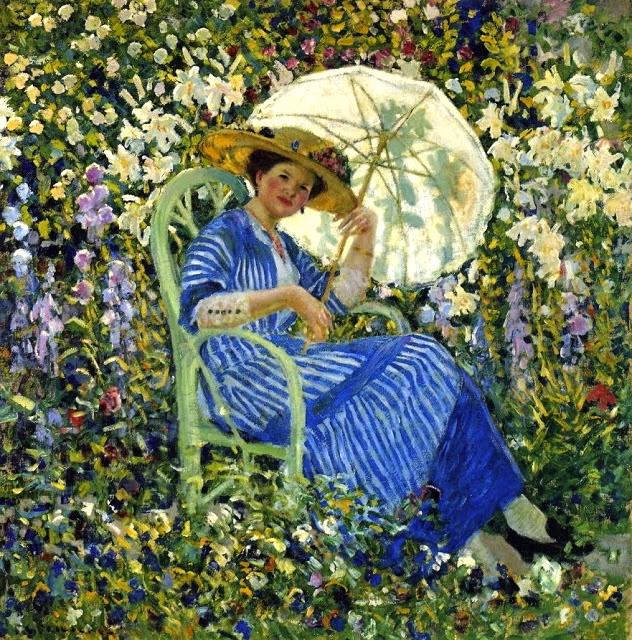 Life in the Garden, 1910-1912.