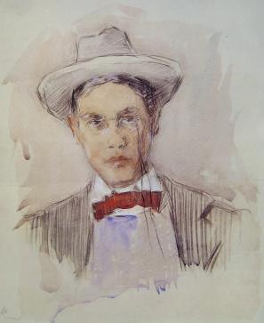 Self-Portrait, 1901