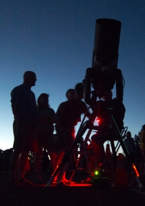Grand Canyon National Park Star Party. NPS Photo.